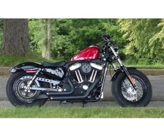 2013 Harley Davidson Sportster Forty-Eight
