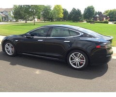 2014 Tesla Model S P85 wAutopilot