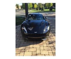 2015 Aston Martin Vanquish Carbon Black