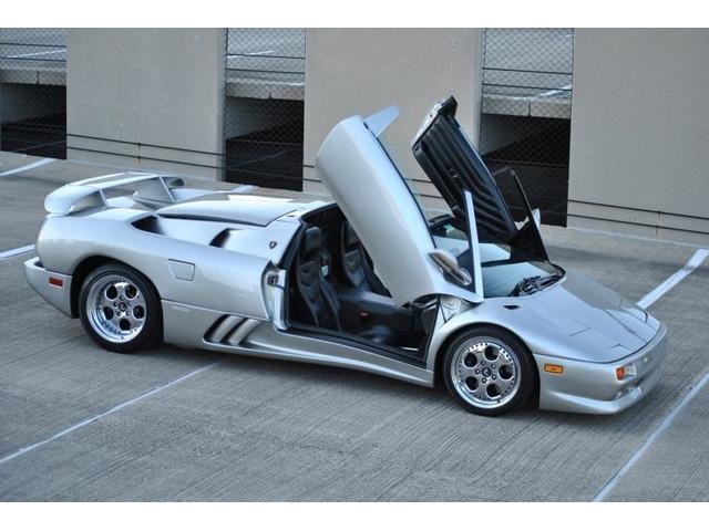 1997 Lamborghini Diablo Sports Cars Midlothian Illinois