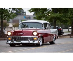 1956 Chevrolet Bel Air150210 210 Delray Club Coupe