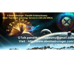Astrologer Pandithkrishnaswamy - Famous Indian Astrologer in USA