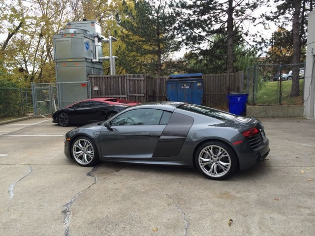 Audi R Plus Coupe Door Sports Cars Powderly Kentucky - 2 door audi