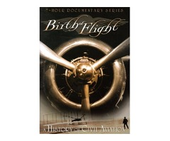 DVD - Birth of Flight - A History of Civil Aviation - NEW