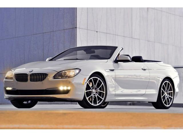BMW I XDrive Base Convertible Door Cars Ludlow - 2014 bmw 640i