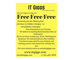 Free IT Services