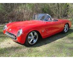 1959 Chevrolet Corvette 1959 CORVETTE C1 HOTROD LS1 4-SPEED