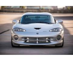 1998 Dodge Viper GTS Coupe 2-Door