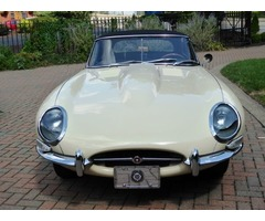 1963 Jaguar E-Type standard
