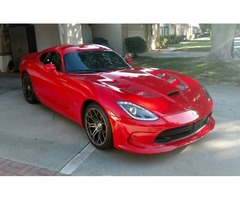 2013 Dodge Viper SRT Coupe | free-classifieds-usa.com