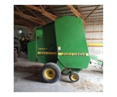 1998 John Deere 456SS Baler For Sale