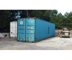 20FT - 53FT SHIPPING/ STORAGE CONTAINERS