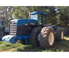 1995 Ford NH 9880 4WD Tractor For Sale