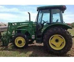 2013 John Deere 5525 Tractor For Sale