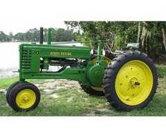 1952 John Deere B Tractor For Sale