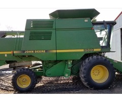 1990 John Deere 9500 Combine For Sale
