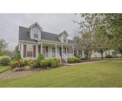 3br 2.5ba cape cod on large country lot