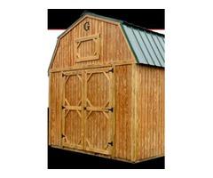 Storage Sheds & Cabins