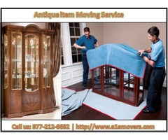 Antique Moving and Storage Service New Jersey, USA