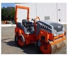 2008 Hamm HD 14VV 54 inch Double Drum Roller