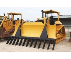 Excavator Thumbs, Root Rakes, Bucket Forks, Grapples