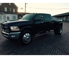 2014 Dodge Ram 3500 Long Horn