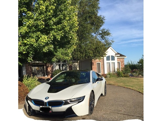 2015 Bmw I8 Hybrid Electric Cars Dairy Oregon Announcement