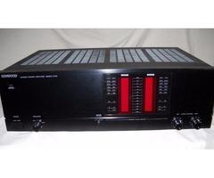 Kenwood M1D Stereo Power Amplifier