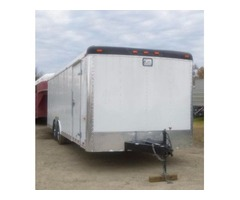 24 ft enclosed trailer NEW