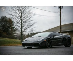 2008 Lamborghini Gallardo Superleggera Coupe 2-Door
