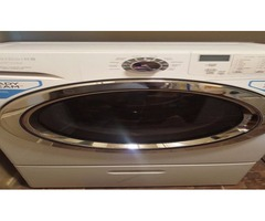 Frigidaire Affinity Washer Dryer pair