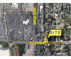 65 East 11000 South-Light Commercial Land in Sandy for Sale