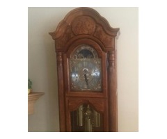 Beautiful Howard Miller grandfather clock