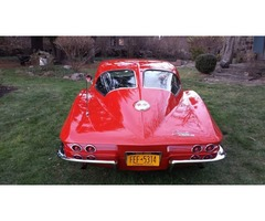 1963 Chevrolet Corvette (3) NCRS Topflight&