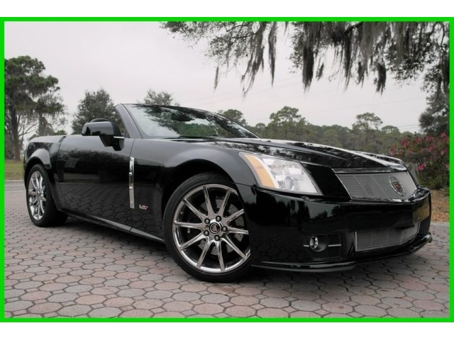 2009 Cadillac Xlr Supercharged Navigation