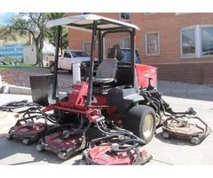 2007 Toro Groundsmaster 4700 Rotary Gang Mower U924