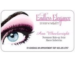Permanent Makeup, Microblading, Eyebrows, Eyeliner