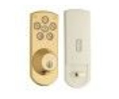 Powerbolt Touchpad Electronic Deadbolt @ Locking Hardware