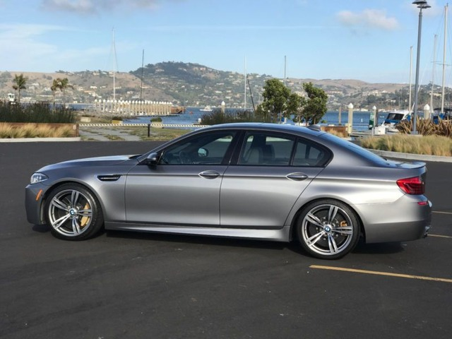 2014 BMW M5 Interior piano finish black. - Cars - Waterford ...