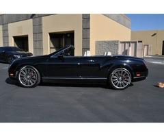 2011 Bentley Continental GT GTC Speed Convertible 2-Door