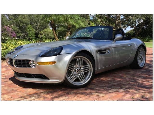 BMW Z Z ALPINA Cabriolet Defuniak Springs Florida - Bmw z8 alpina