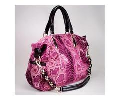 REALER Brand 100% Leather Women's Handbag - FREE SHIPPING!