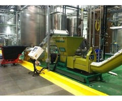 Beverage dewatering machine of GREENMAX POSEIDON SERIES