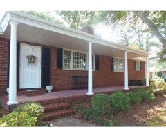 Brick ranch, great schools, 3BR/2BA