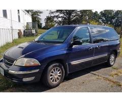 2001 Ford Windstar Passenger van