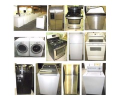 USED APPLIANCE w/Warranty SALE