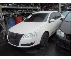 Parting out - 2006 VW Passat - White - Parts - Stock