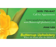 Buttercup Upholstery Services