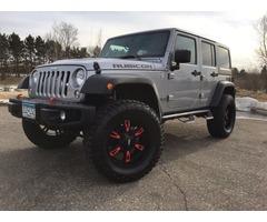 2015 Jeep Wrangler Rubiccon