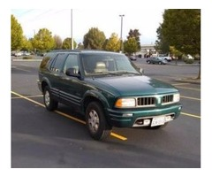 1997 Oldsmobile Bravada SUV